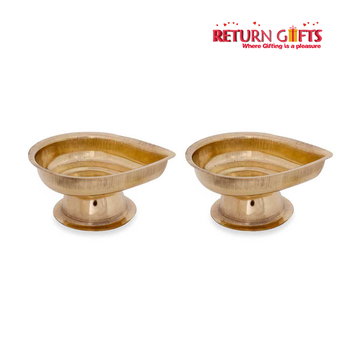 BRASS TRADITIONAL DEEPAM