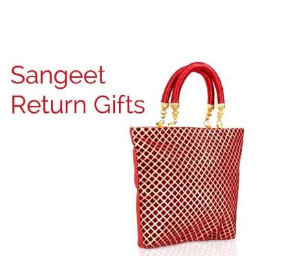 Sangeet Return Gifts